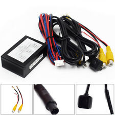 Car Front Rear Parking View Camera Switch 2 Channel Control Box Converter Pretty