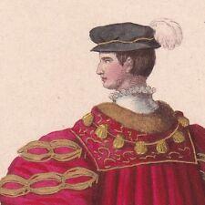 Rigaud d'Aureille Auvergne Puy de Dôme Chevalier