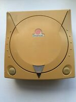 Sega Dreamcast Console Japan Import HKT-3000 Yellowing US Seller - Tested