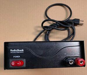 RadioShack DC 12V  110V  Power Supply  12 V Volt 110 AC  USED
