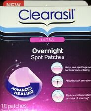 Clearasil Stubborn Acne Control 5in1 Pimple Patch, 18 Count Exp: 08/2018