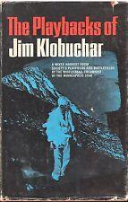 THE PLAYBACKS OF JIM KLOBUCHAR 1967 HC DJ P1