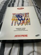 Transport Tycoon Micro Pose Pc Cd Rom