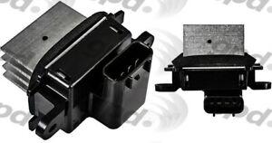 HVAC Blower Motor Resistor fits 2005-2007 Mercury Montego  GLOBAL PARTS