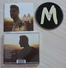 CD M POKORA A LA POURSUITE DU BONHEUR 14 TITRES NEW 2012