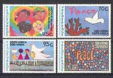 RSA 1994 Peace/Art/Doves/Birds/Children 4v set (n26033)