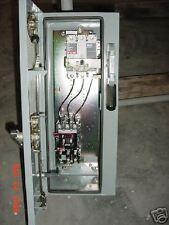 Allen-Bradley Combo Starter with Circuit Breaker -35