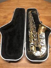 Vito Alto Sax Alto Saxophone Ser# 073881 Japan with Case Parts Repair