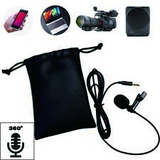 Mini Portable Clip Lapel microphone For Android phone and Recording Video #4