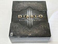 Diablo 3: Reaper of Souls-Edición Coleccionista (Windows/Mac, 2014), Nuevo Y Sellado