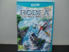 Wii U : Rodea the sky soldier - PAL complet. double cd et jaquette wii + wii u.