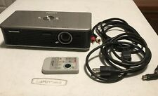 SHARP Notevision XR-1X HD DLP Projector Home Theatre Projector a3g