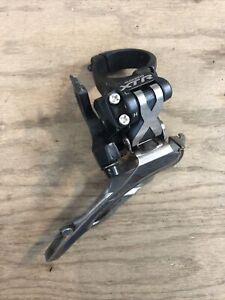 Shimano XTR FD-M971 Derailleur 34.9mm 3x9 Speed Dual Top Bottom Pull High Clamp