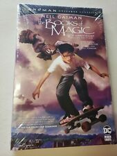 The Books of Magic 30th Anniversary Deluxe Edition HC Neil Gaiman New Sealed