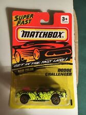 1994 Matchbox #1 Dodge Challenger