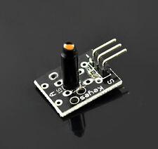 1Pcs KEYES KY-002 Vibration Switch Module Vibration Sensor SW-18015P For Arduino