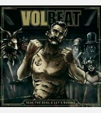 VOLBEAT -LP Seal the Deal & Let's Boogie - Sealed New VINYL w/ download code 2LP