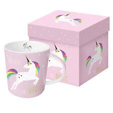 PPD Tasse - Pink Unicorn - Pinkes Einhorn Becher mit Henkel in Box 603165
