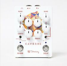 Brand New Keeley Electronics Caverns Delay Reverb v2