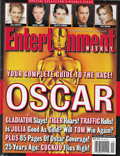 Entertainment Weekly Magazine February 23 2001 Special Academy Awards Preview Is
