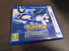 pour NINTENDO 3DS Pokémon Saphir Alpha