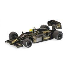 Modellini statici di auto da corsa in edizione limitata in plastica per Lotus