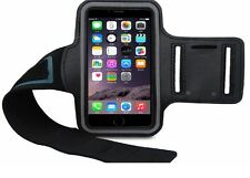 Outdoor Gym Sport Armband Skin Case Cover for iPhone 5/5s - Black