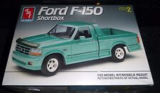 AMT FORD F-150 SHORTBOX PICKUP TRUCK 1/25 Model Car Mountain KIT FS