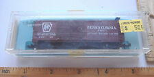 ~Atlas~Prr 40' Double Door Machinery Car~2286~W/Box~
