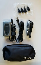 Laptop AC Power Adapter, iGo, Universal with Mutliple Adapters