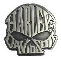 Harley-Davidson® Willie G Skull Text Pin, 8008871