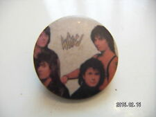WASTED POP MUSIC PICTURE BADGE