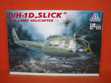 Italeri ® 849 UH-1D Slick U.S. Army Helicopter 1:48