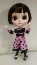 Stunning Custom Blythe Doll ~ by COCOCHOO ~ Includes Outfit ~ Perfect Condition