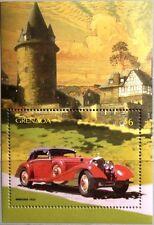 GRENADA 1996 Block 428 Mercedes 1937 Vintage Car Oldtimer altes Auto Automobile