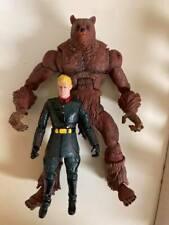 Marvel legends custom URSA MAJOR - Black Widow Red Guardian Captain America