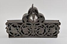 f66b04- Großes Schloss, Eisen geschmiedet, mit Schlüssel
