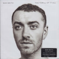 Sam Smith - The Thrill Of It All - CD (2017) - Brand NEW and SEALED