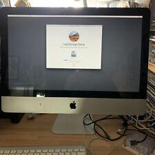 "Apple iMac 21.5"" Desktop Mid 2010 1TB HD 16GB RAM with Keyboard, mouse"