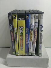 Sims 2 & Sims 3 Expansion Packs
