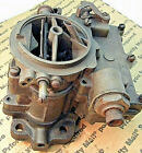 C4a Vintage Gm Rochester 2bbl 2 Jet Carburetor 7008597 For Parts Repair