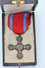 Vatican: Croix de St. Jean de Latran, bronze, dans sa boite