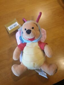Disney Winnie The Pooh Beanie Butterfly Pooh With Tag