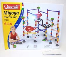 NEW SEALED QUERCETTI MIGOGA Marble Run Maxi. 213 pieces Item Number 6588 6-14 y