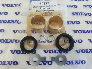 Volvo  122S & P1800 Steering Box Rebuild kit - Bushings - Seals & Gasket
