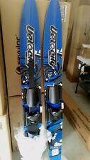 water skis junior combos doubles velocity CSS 59 inch x bar
