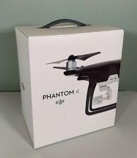 DJI Phantom 4 (Obsidian) - 4K Video - 12 Megapixel JPEG & DNG RAW Photos