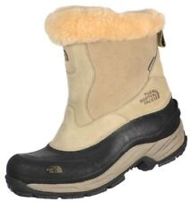 The North Face Womens Greenland Winter Boot Size 9.5 Leather Waterproof 400 Gram