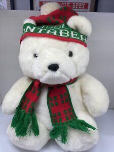 1987 Dayton's Hudson Santa Bear