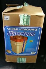General Hydroponics WaterFarm Complete Hydroponic System Grow Kit GH4120 706975